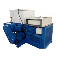 Buy cheap High Speed Plastic Shredder Machine For Large Diameter HDPE Pipe 7.5-110KW from wholesalers