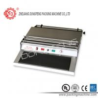 Buy cheap Hand Wrapping / Manual Food Wrapper Machine With Stainless Steel Shell CE product