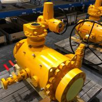 China Anti Static Trunnion Ball Valve DBB Compact Manifold Double Block And Bleed Valve on sale