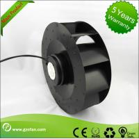 Quality Low Noise Brushless Motor EC Centrifugal Fans With Speed Control 250mm wholesale