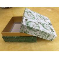 Quality Recycled Cardboard Gift Boxes / Eco - Friendly Cardboard Shipping Boxes wholesale