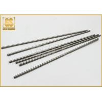 Quality Sintered Solid Tungsten Carbide Square Bar YG6X Good Abrasion Resistance wholesale
