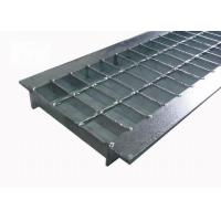 Quality Twisted Bar Steel Grating Drain Cover Bearing Bar Pitch 30mm Free Sample wholesale