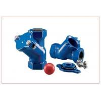 Quality Thread End BSP NPT Ball Check Valve Ductile Iron With Epoxy Caoting Inner And Outer wholesale