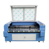 Quality Car Block Set Co2 Laser Cutting Machine with Auto Feeding System/Double Heads wholesale