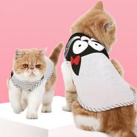 China Comfortable Cats Wearing Clothes Professional Flexible Knitted Cloth Material on sale