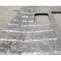 Quality Antico Cream Granite Countertops High Polished Granite Vanity Top Kitchen Sink wholesale