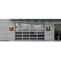 Quality Aluminum Glass Garage Door with  alloy frame and double hollow transparent glass wholesale