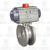 Quality Pneumatic Butt-Clamp Ball Valve (PSQ671F) wholesale