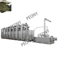 China Industrial Hemp Vacuum Drying Equipment / Biomass Conveyor Dryer on sale