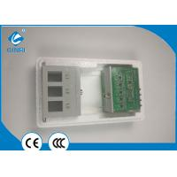 Quality 380VAC Digital  Current Monitoring Relay , Phase Balance Relay 2 C/O Output Contacts wholesale