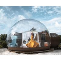 Quality Clear Outdoor Camping Tent Commercial Grade Bubble Hotel Room wholesale