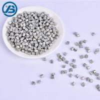 Quality 99.99% Magnesium Oxide Pellet Mg Granules For Drinking Water Treatment Flliter for washing wholesale