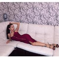 Quality Front Open Zipper Strap Bandage Dress Spaghetti OEM Accepted wholesale