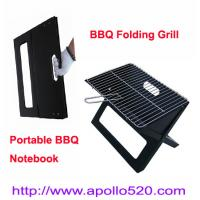 China Folding BBQ Grill on sale