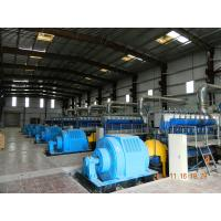 China 60MW Electric Station Heavy Fuel Oil Power Plant 3 Phase Diesel Engine on sale