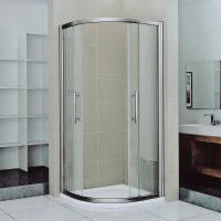 Quality Tempered Bathroom Sliding Glass Shower Doors And Enclosures For Stand Up Shower wholesale