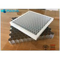 Buy cheap Aluminum Honeycomb Sheet Material With Good Thermal Conduction Performances from wholesalers
