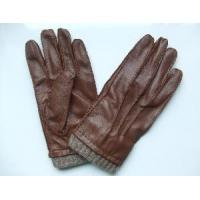 Quality Men Leather Gloves (MF1296) wholesale