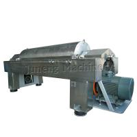 Buy cheap Long Service Life Stainless Steel Horizontal Decanter Centrifuge Oil Making from wholesalers