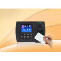 China Wireless Fingerprint Clocking In Machine Support Show Staff Photos on sale