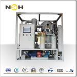 Quality VFD 6000LPH Transformer Oil Purifier / Vacuum Insulation Oil Filtration Plant wholesale