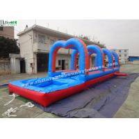 China Giant bouncy inflatable slip and slide the city for sales from Sino Inflatables on sale