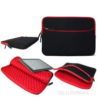 Quality Business Red Shockproof Laptop Sleeve / Laptop Waterproof Messenger Bag wholesale