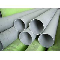 China 440A 440B 440C SS Round Pipe , Stainless Steel Welded Tube customized Length on sale