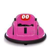 Quality Wholesale Factory Price 6V Electric Power Remote Control 360 Degree Spinning Kids Zone Ride On Bumper Car With ASTM-Cert wholesale