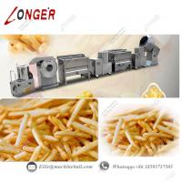 Quality French Fries Production Line Frozen French Fries Production Line French Fries Production Line Manufacturers French Fries wholesale