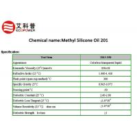 China Chemical Textile Finishing Agent For 201 Methyl Silicone Oil 63148-62-9 / Silane Coupler Agent on sale