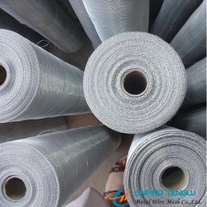 "Cheap Aluminum Wire Cloth, 80mesh, Plain Weave, 0.0055"" Wire Diameter for sale"