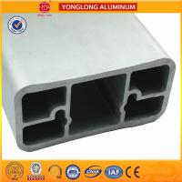 Quality Anodized Aluminium Extrusion Profiles For Industrial Natural Silver wholesale