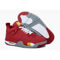 China Free Shipping cheap Mens jordan 4 Athletic Basketball Shoes Men Fashion shoes In Size US 41 -47 at wholesale-online.cn on sale