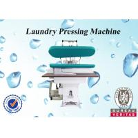 Buy cheap Commercial Linen Laundry Steam Press Machine For Ironing Pressing Cloth from wholesalers