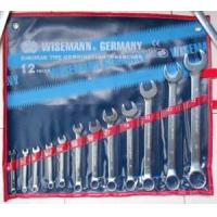 China 12 PC Combination Wrench Set, Double Open End Spanner Set on sale