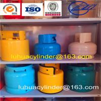 China 2-5kg 12L Residential LPG Gas Cylinder portable For BBQ for Saud Arab for sale