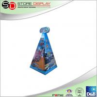 China tower shape display stand for advertising and promotion on sale