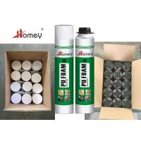 China PU Foam Spray For Filling And Sealing Gaps / Joint / Openings on sale