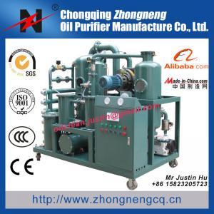 China Transformer oil regeneration, acide removing device ZYD-I on sale