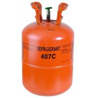 Quality Mixed Refrigerant Gas HFC-407 packing 11.3kg/Cylinder wholesale