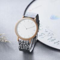 Quality Festival Gift Dressy Sports Watch News Paper Wristwatch Non Toxic wholesale