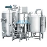 Quality 10bbl Jinan Micro Beer Brewing Equipment For Wholesale Price Standard And Customized Tanks Craft Brewery Equipment 500l wholesale