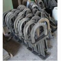 China Pipe hanger by static casting/sand casting/precision casting, for petrochemical furnace parts on sale