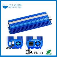 China 220/240v digital MH/HPS 600 watt 1000 watt electronic ballast with cool fan on sale