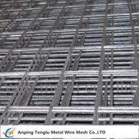 Quality Wire Mesh Reinforcement|Welded Steel Bar Panels 6m Length for Concrete wholesale