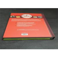 Quality Custom Coloring Hardcover Book Printing Service With Hot Stamping wholesale