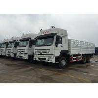 Quality Light Goods HOWO Economic Cargo Vehicles 25 Tons 10Wheels LHD 290 HP Two Berth wholesale