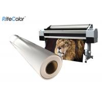 Quality Waterproof 8mil Matte Polypropylene Film Roll For Banner Printing wholesale